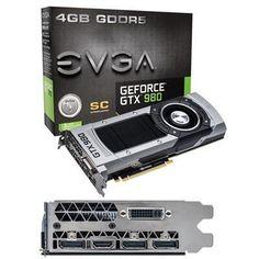 GeForce GTX980 SC 4GB Dual
