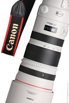 Canon EF 200-400mm f/4 L IS USM Ext 1.4x Lens Creative Tilt.  For more images and information on camera gear please visit us at www.The-Digital-Picture.com