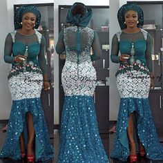 Dressed to Thrill! Gorgeous Aso-Ebi Styles that will Sweep You off Your Feet - Wedding Digest NaijaWedding Digest Naija