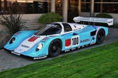 RaceCarAds - Race Cars For Sale » Porsche 962C for sale
