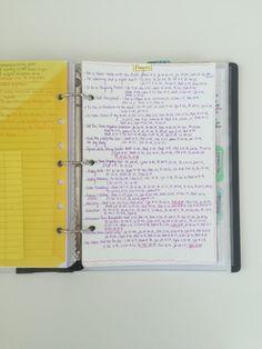 prayer notebook 41