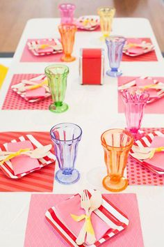 Sweet Shoppe 2nd Birthday Party - Kara's Party Ideas - The Place for All Things Party