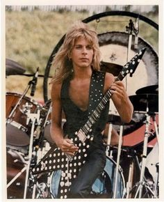 March 19 – d. Randy Rhoads, American guitarist for Ozzy Osbourne (plane crash) (b. 1956)