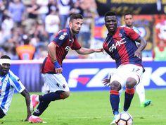 Bologna vandt med 3-1 i hjemmekampen mod Pescara