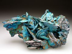 CHALCOCITE (Large Crystals) Minerals from Tincroft Mine, Illogan, Redruth, Cornwall, England, Europe at Crystal Classics