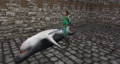 killing fish Wurm Online, Fish