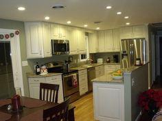 1000 images about home split foyer remodel on pinterest for Split foyer kitchen ideas