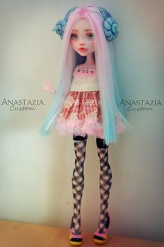Monster High custom OOAK Customized doll