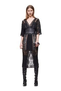 Sally LaPointe Autumn/Winter 2017 Ready to Wear Collection   British Vogue