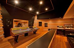 Strange Weather Studios. Brooklyn, NY. Wes Lachot Design Group    Recording Studio Design and Acoustic Consulting
