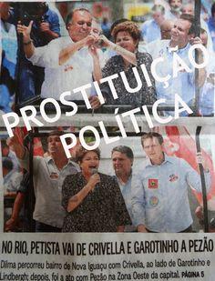 A Casa da Mãe Joana - continuação: Prostituição poítica