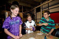 Great Weaving Adventure Durham, North Carolina  #Kids #Events