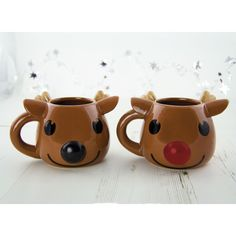 Buy Rudolph Heat Changing Mug today at IWOOT. We have great prices on gifts, homeware and gadgets with FREE delivery available.
