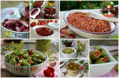 Conserve - In cucina con Mire Best Italian Recipes, Pitta, Preserves, Finger Food, Cereal, Olive, Vegetables, Breakfast, Ethnic Recipes
