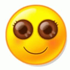 The perfect Emoji Smiley Blushing Animated GIF for your conversation. Discover and Share the best GIFs on Tenor. Kiss Animated Gif, Animiertes Gif, Emoji Pictures, Emoji Images, Smileys, Good Morning Son, Morning Gif, Morning Images, Happy Smiley Face