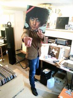 Marc Bolan You Scare Me To Death Flexi Uk 7 Quot Vinyl
