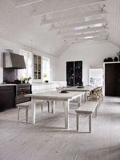 This must be the perfect weekend inspiration. The oh so lovely home of danish jewelery...