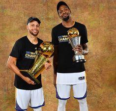 Golden State Warriors Clench NBA Championship KevinDurant Named Bill Russell Finals MVP Scoring