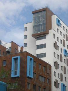 Daniel Defoe Halls #GreenwichCampus #UniofGreenwich #Accommodation