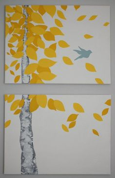 Art -                                                              20 Easy Canvas Painting Ideas | art.ekstrax.com/...