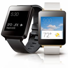 Fantechnology: Arriva G Watch di LG, primo dispositivo Powered By...