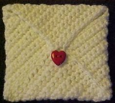 This small envelope is a unique way to present a Valentine's Day gift, especially a gift of jewelry.