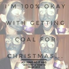 Activated Bamboo Charcoal Detox Mask from Younique! Perfect stocking stuffer www.TabulousLashes.com