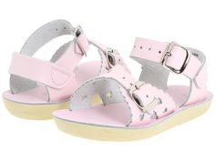 Salt Water Sandal by Hoy Shoes Sun-San - Sweetheart (Infant/Toddler/Youth)