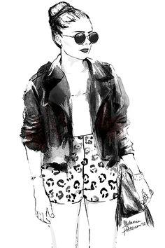 Post image for Nany's Klozet Fashion Illustration