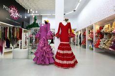 Robes Flamenco, Rosapeula, Malaga - Costa del Sol (Espagne)
