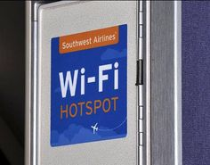 Southwest is first to offer gate-to-gate wi-fi