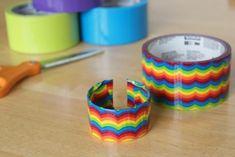 3M Duct Tape bracelets