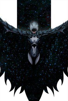 raven new 52 fanart