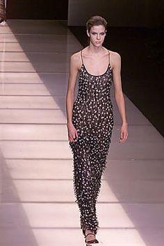 Giorgio Armani Fall 2000 Ready-to-Wear Fashion Show - Giorgio Armani