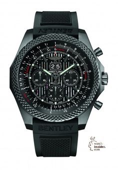 ad16f554a01 Baselworld Preview  Watch Insider Reveals the Breitling for Bentley 6.75  Midnight Carbon Bentley Watches