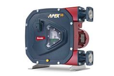 Apex Hose Pumps Reduces Maintenance Requirements at Amstead Rail