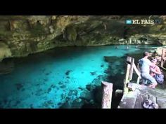 Chapter 6: Short video in Spanish about scuba diving in cenotes