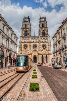 Orleans France, Loire Valley France, Bourges, Eco City, Honfleur, Clermont Ferrand, Poitou Charentes, S Bahn, Amiens