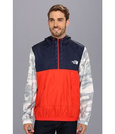The North Face Bluewind 1/4 Zip Pullover Hoodie