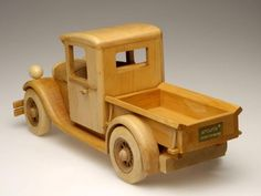 Home » Woodworking Plans » Free Plans For Wooden Toy Trucks