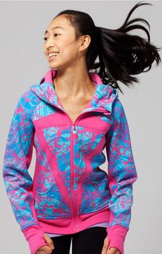 splash of spring. | ivivva Remix Hoodie