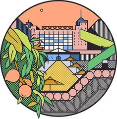 It's Nice That | Thomas Hedger illustrations http://www.itsnicethat.com/articles/thomas-hedger-illustration-151116