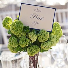 Pretty Way to Display Table Numbers, etc.
