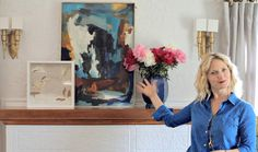 Emily Henderson   How To Style Your Mantel
