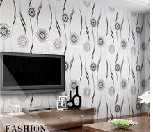 moderno y sencillo no tejido papel tapiz para paredes d suelo alivio acuden saln dormitorio
