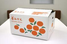 「要みかん」ロゴ&パッケージデザイン : ユカデザインの仕事