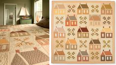Quilt patterns with large blocks (+ craft book month!) - Stitch ...