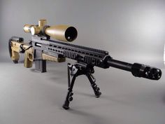 sniper rifleLoading that magazine is a pain! Get your Magazine speedloader today! http://www.amazon.com/shops/raeind
