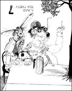 Ralph Steadman - Alice In Wonderland