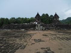 in Yogyakarta, was built in century, from the era of Ancient Mataram Kingdom. It's architecturally and religiously different from the others Hinduism temples in Java. Barong, Who People, Yogyakarta, Hinduism, Temples, Java, Barcelona Cathedral, Island, Building